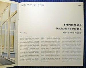 Ejemplo de libro con maquetación en tres idiomas, por LoftPublications, utilizando el panel capas de Indesign