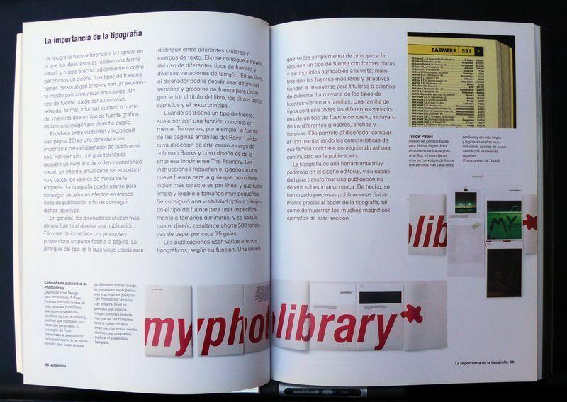 La importancia de la tipografía en el diseño editorial.
