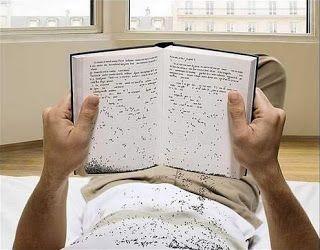 Reseñas de libros (fotografía de autor desconocido)