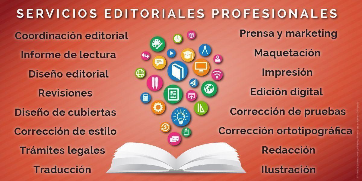 Servicios editoriales profesionales