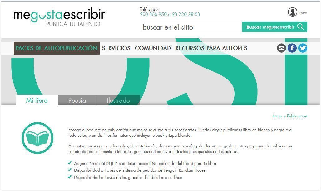 Megustaescribir Mas Informacion Sobre La Nueva Plataforma De