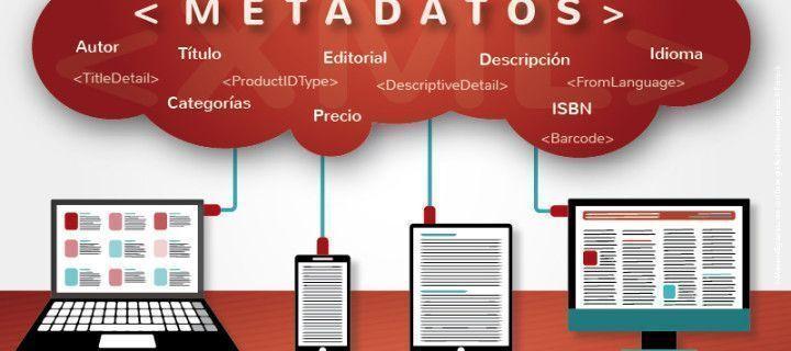 Qué son los metadatos de un libro y cuál es su importancia
