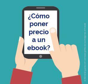 Cómo poner precio a un ebook