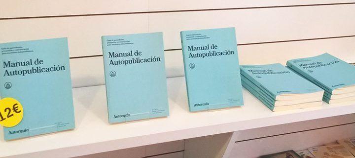 Manual de autopublicación, de Autorquía