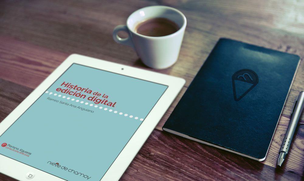 Historia de la edición digital