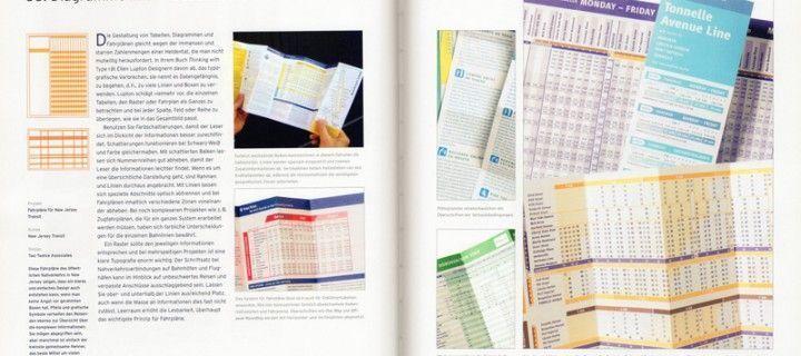 Libro sobre maquetación: diseñar con cuadrículas o retículas