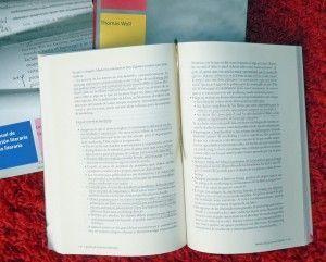 Algunos libros de la colección Libros sobre libros