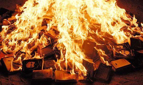 ¿Por qué las editoriales destruyen libros ?