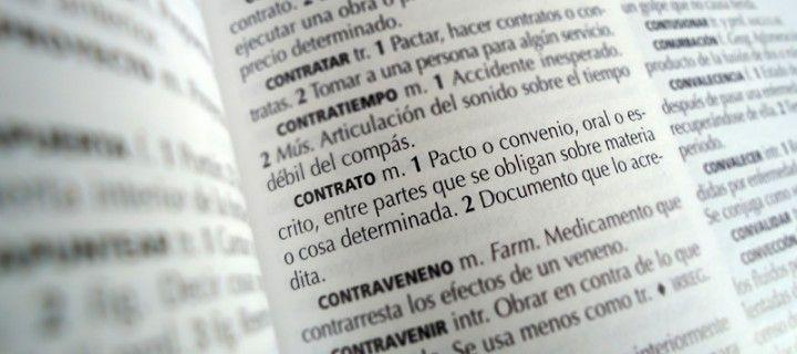 Cambio de política en el servicio de evaluación y asesoramiento en contratos de edición