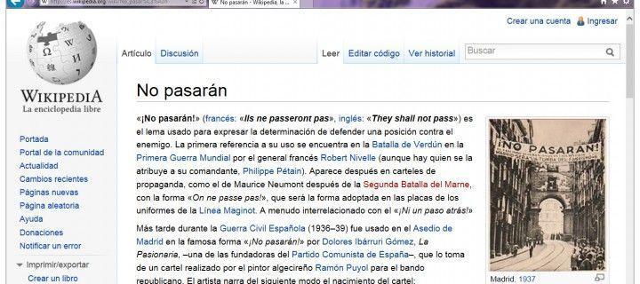 Editar en Wikipedia o cómo desquiciar a los editores