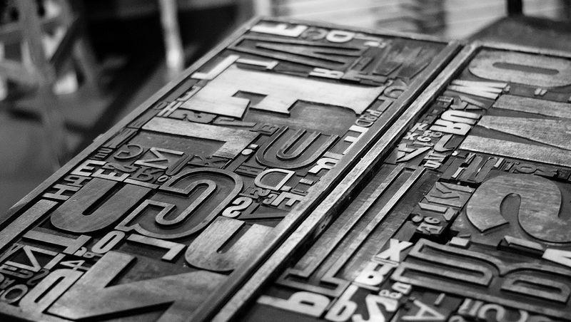 Fuentes y familias tipográficas (c) Ricardo Lázaro Soriano