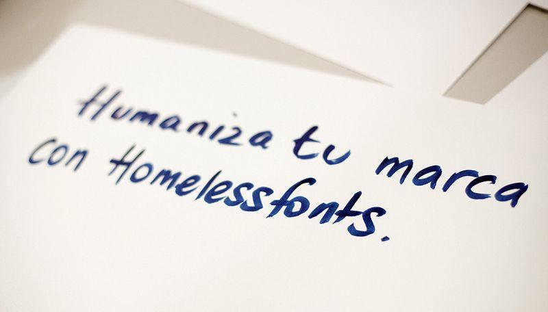 Homelessfonts.org