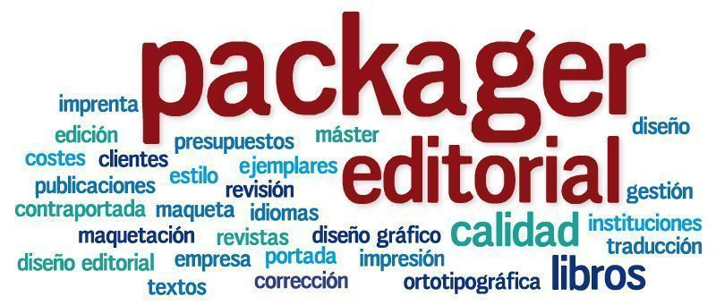 ¿Qué es y qué función cumple un packager en el mercado del libro?