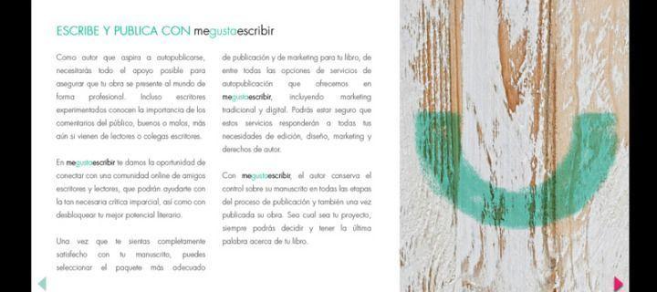 Megustaescribirlibros.com no es sinónimo de publicar con Penguin Random House