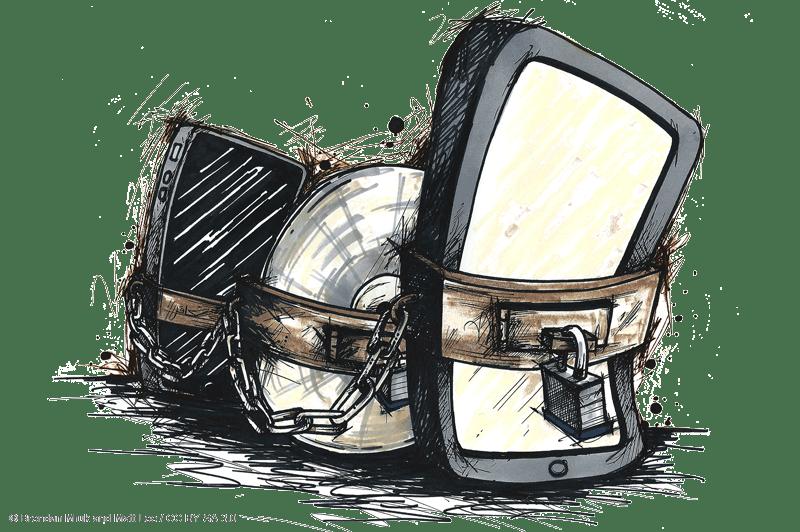 Tipos de DRM: DRM social o blando versus DRM duro