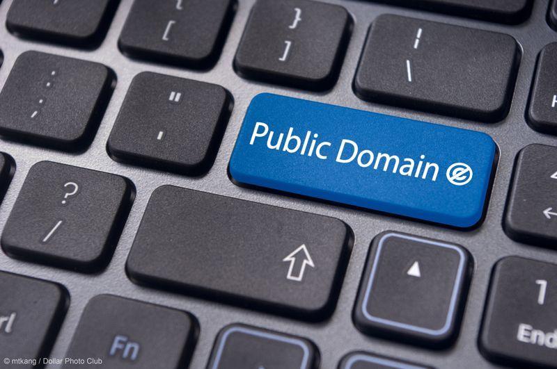 Dónde consultar obras de dominio público