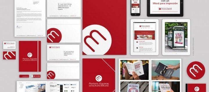 Piezas gráficas para crear marca y potenciar tu trabajo
