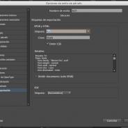 Cómo crear un libro digital: de XML a EPUB con InDesign