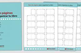 Plan de páginas, alzado o lanzado