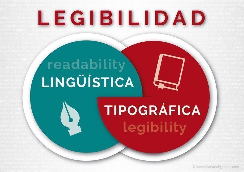Legibilidad en publicaciones y libros impresos
