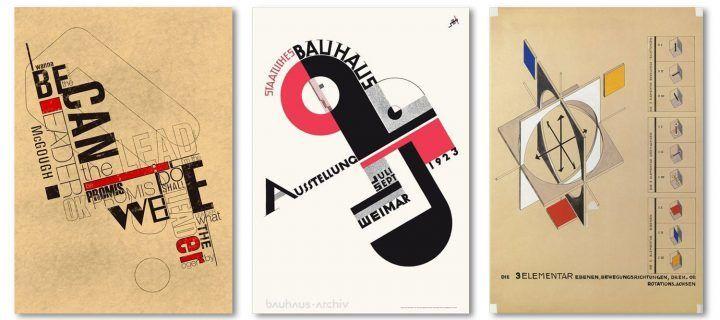 El Movimiento Moderno en el diseño editorial