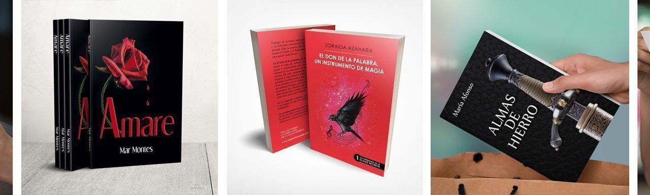 ⇒ Publica tu libro impreso en tapa blanda en Amazon KDP
