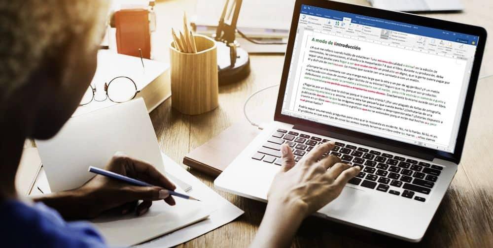 El cuidado editorial durante la producción de un libro