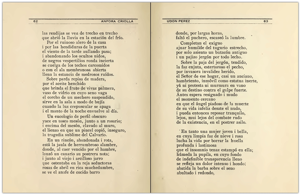 Maquetación a una columna fina o delgada para respiro del texto.