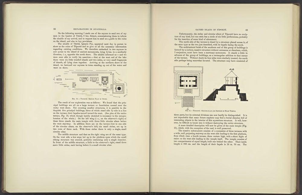 Retícula sencilla - Ejemplo de libro con retícula áurea.