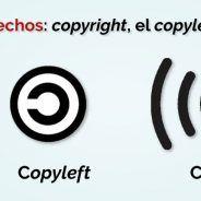 Cómo difunde su obra un autor: copyright, copyleft y copyfarleft