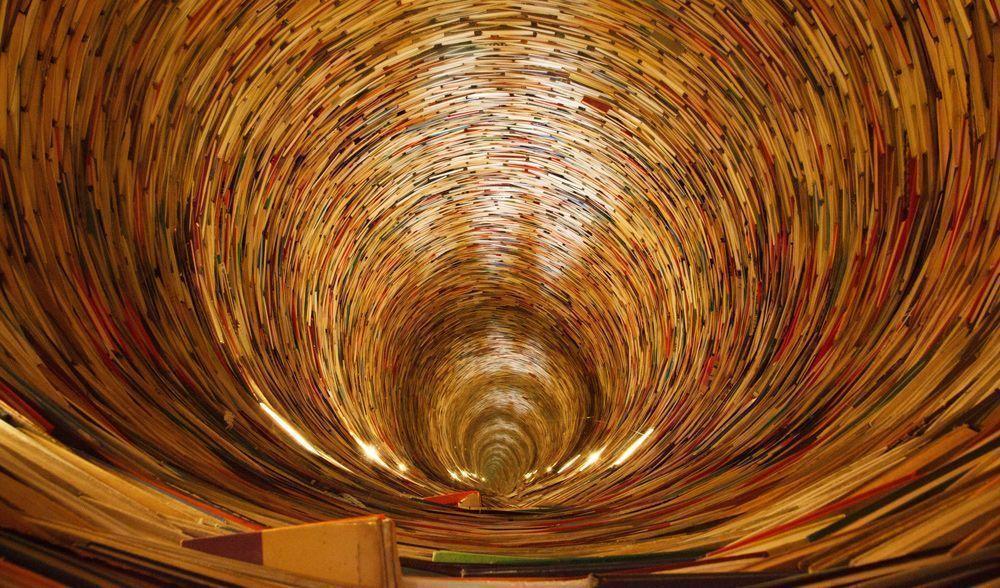 La distribución de libros impresos: un agujero más negro que colorido