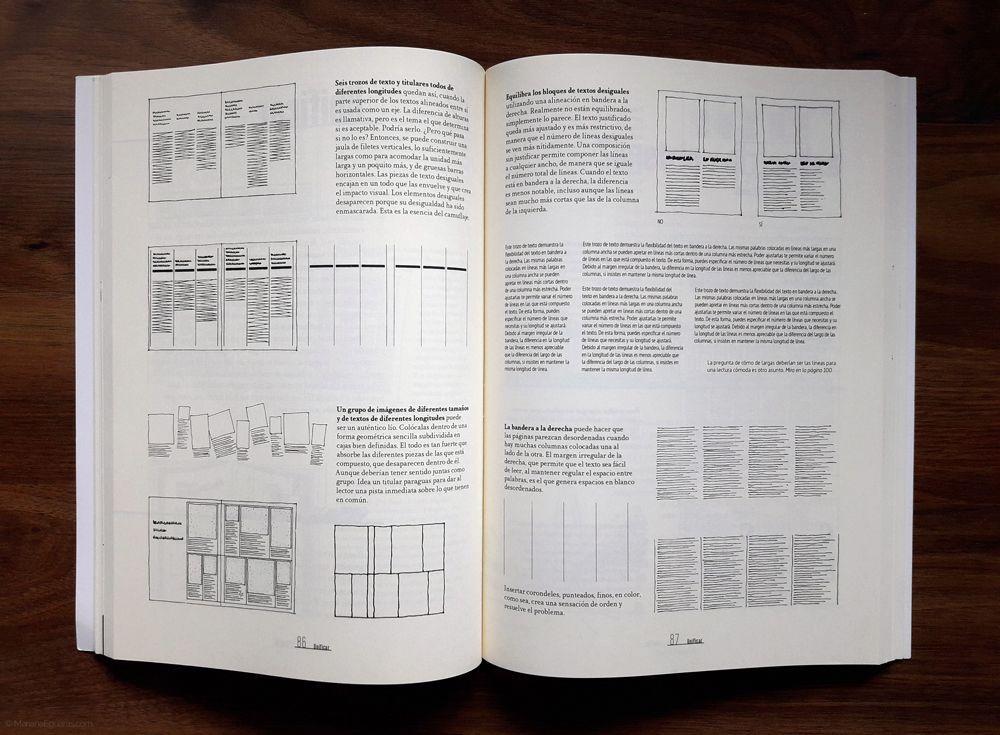 Diseño para la edición, de Jan V. White - MarianaEguaras.com