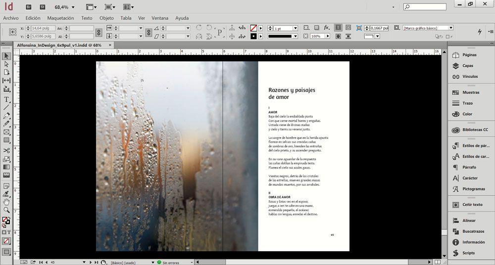 Cómo exportar un PDF en escala de grises desde un archivo a todo color - Abrir archivo