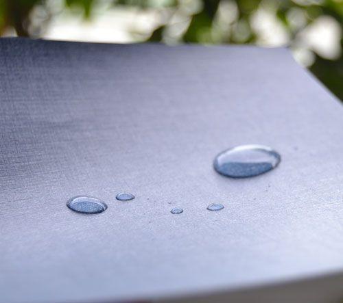 Papel resistente al agua de Guarro Casas