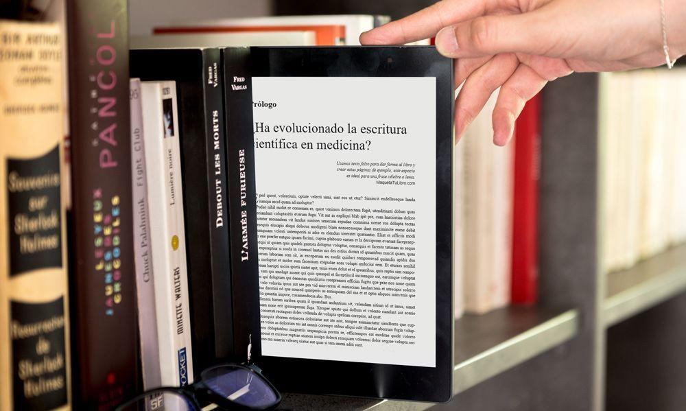 Ebook y libros impresos