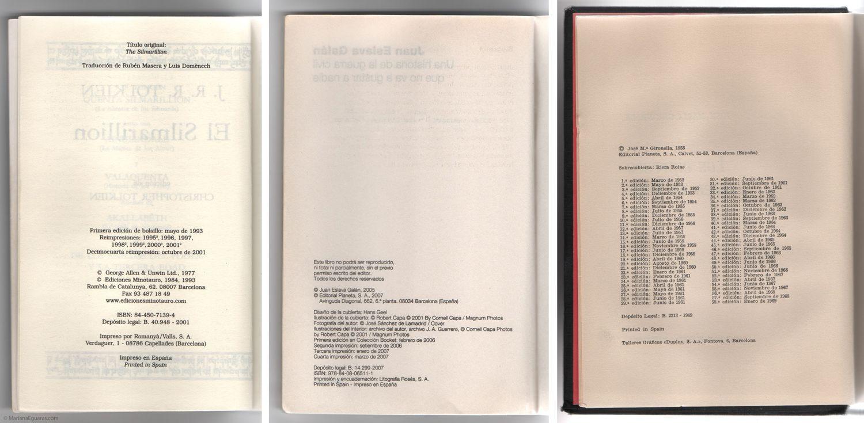 Diferencia entre edición y reimpresión en los libros