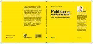 Cubierta de *Publicar con calidad editorial*