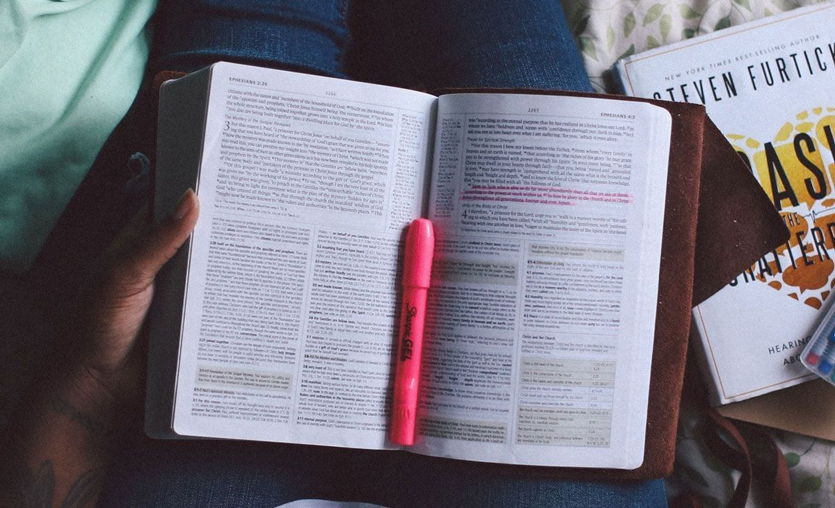 Biblia (Imagen: Pxhere)