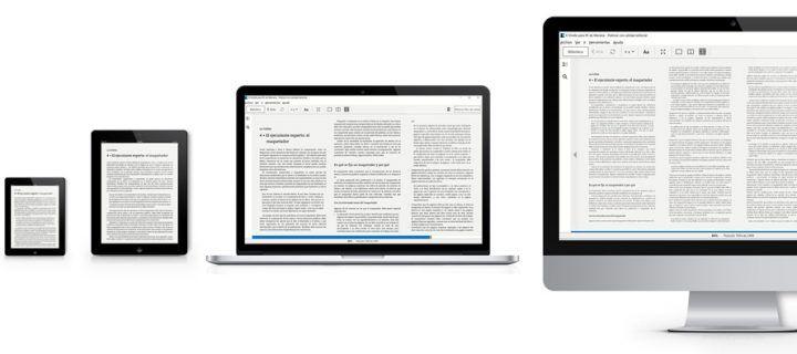 El concepto de página de los ebooks: una idea a desterrar
