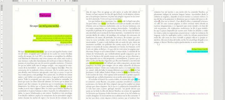 Buscar y resaltar palabras en Word para aplicarlo en las tareas de edición