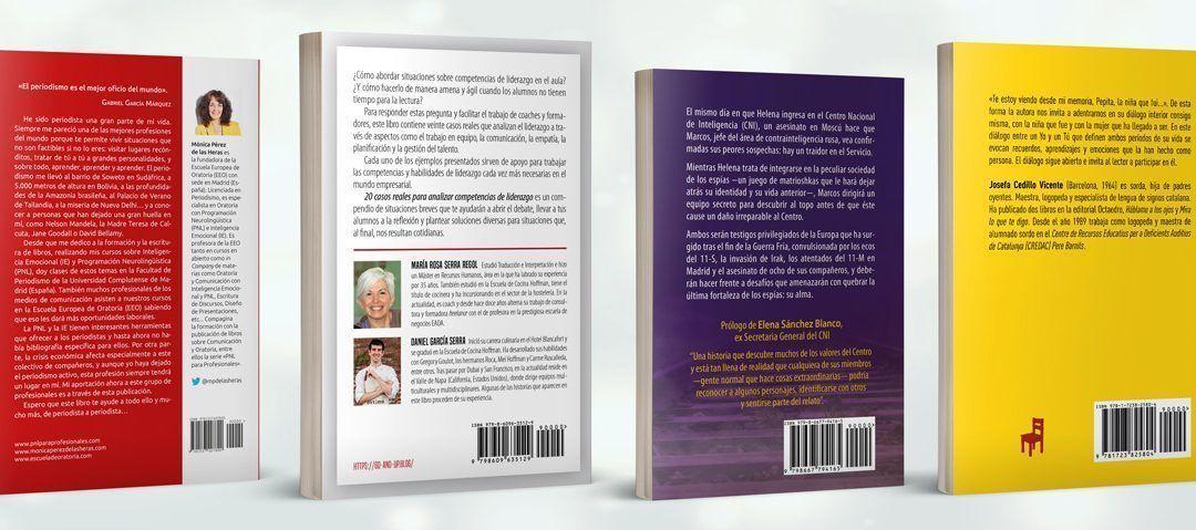 Dónde y cómo presentar la biografía de autor en un libro