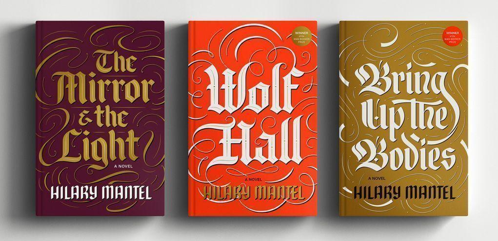 Cubiertas con lettering con lettering por Cyla Costa.