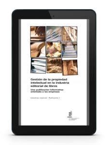 Gestión de la propiedad intelectual en la industria editorial de libros