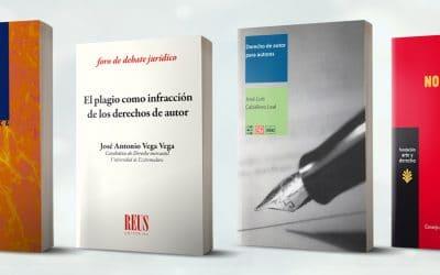 Pinceladas sobre propiedad intelectual y sugerencias de lecturas